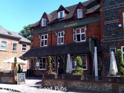 Photo of the Albany pub, Guildford