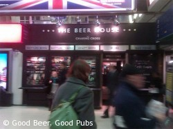 The Beer House, Charing Cross Station