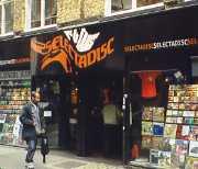 Selectadisc in Berwick Street