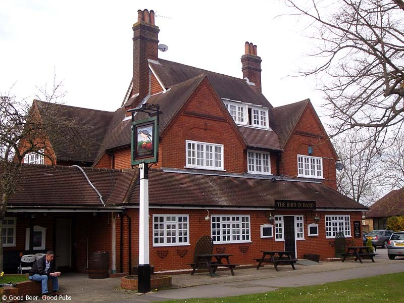 Bird In Hand Woking >> Bird In Hand Mayford Pub Review Good Beer Good Pubs