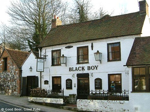 Black Boy, Winchester