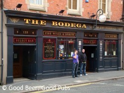 Bodega Bar, Newcastle upon Tyne