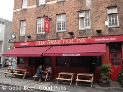 The Bree Louise, Euston