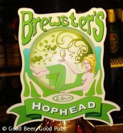 Brewsters Hophead Pump Clip