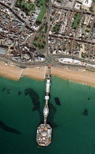 Aerial Picture of Brighton