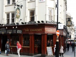 The Chandos, St Martins Lane