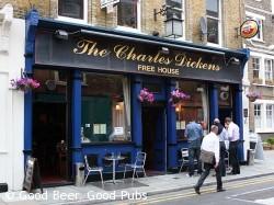 Charles Dickens, Southwark