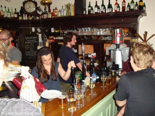 The Charles Lamb at Angel - The Bar