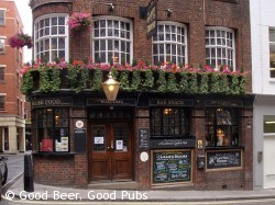 Photo of the Cheshire Cheese pub, Temple, London