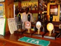 Photo of the bar at the Clovelly Bay Inn, Turnchapel, Devon