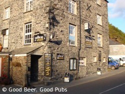 Cobweb Inn, Boscastle