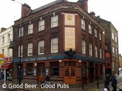 Cock Tavern, Hackney, London