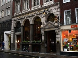 The Counting House, Cornhill, London