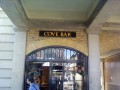 Cove Bar, Covent Garden – The sign over the door