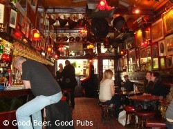 Photo of Cross Keys, Covent Garden - the interior