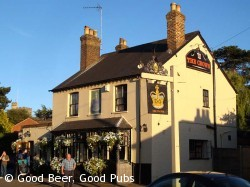 The Crown at Horsell