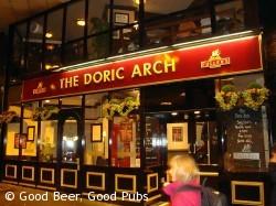 The Doric Arch, Euston