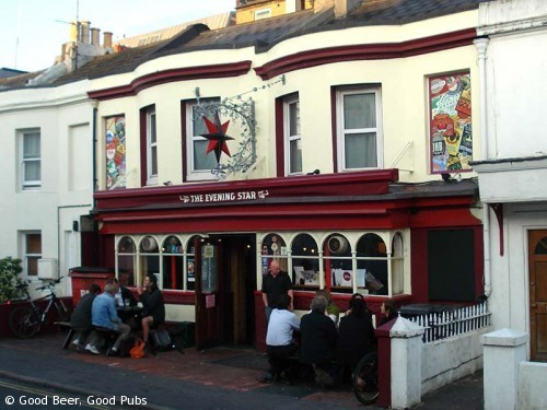 Picture of the Evening Star, Brighton