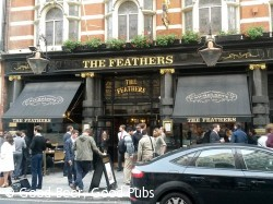The Feathers, Westminster
