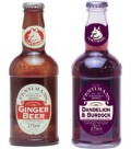 Fentimans Ginger Beer and Dandelion & Burdock