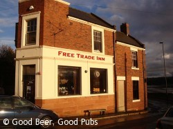 Free Trade Inn, Ouseburn, Newcastle