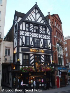 Photo of the George in Strand, London