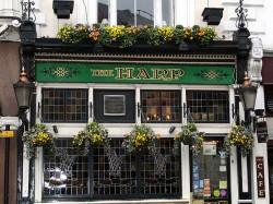 Harp, Covent Garden
