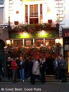 Harp, Covent Garden - Great London Pub of the Year