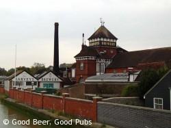 Harveys Brewery, Lewes
