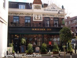 Horseshoe Inn, London Bridge
