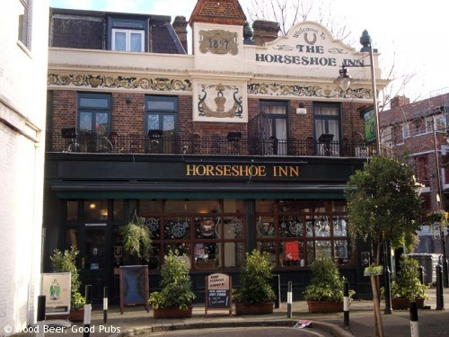 Picture of Horseshoe Inn, London Bridge