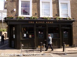 Photo of the Kings Arms, Waterloo