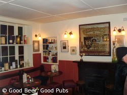 Inside the Lewes Arms, Lewes