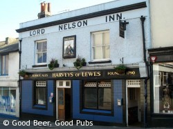 Lord Nelson, Brighton