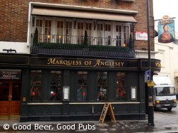 Marquess of Anglesey, Covent Garden