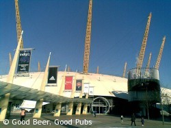 The O2 Arena, North Greenwich