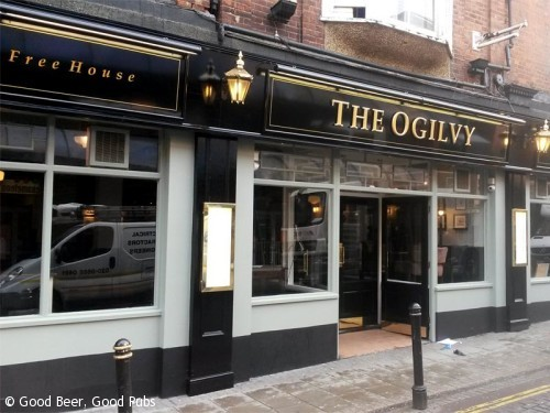 The Ogilvy, Chertsey Road, Woking