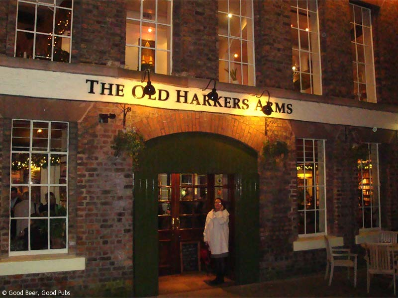 Old Harkers Arms Chester Pub Review Good Beer Good Pubs