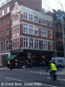 Old Red Lion, Holborn