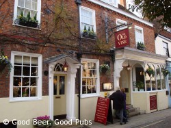 Larger photos of the Old Vine, Winchester