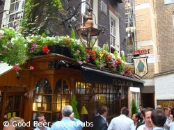 The Olde Mitre, Holborn