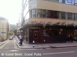 The Peacock, Aldgate