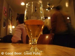 Photo of Saltaire Blonde at the Draft House, Tower Bridge