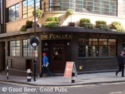 Photo of The Peacock, Aldgate