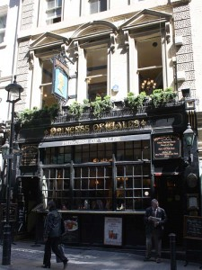 Princess of Wales, Charing Cross, London