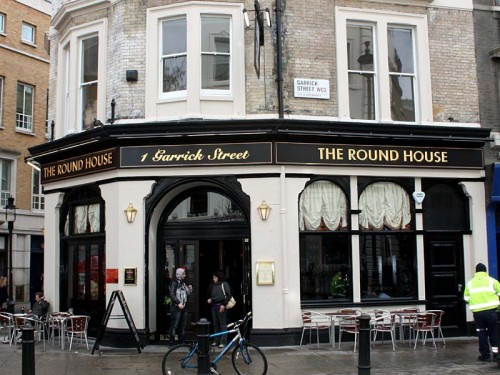 The Round House, Covent Garden, London