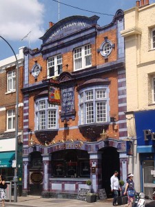 The Salutation, King Street, Hammersmith