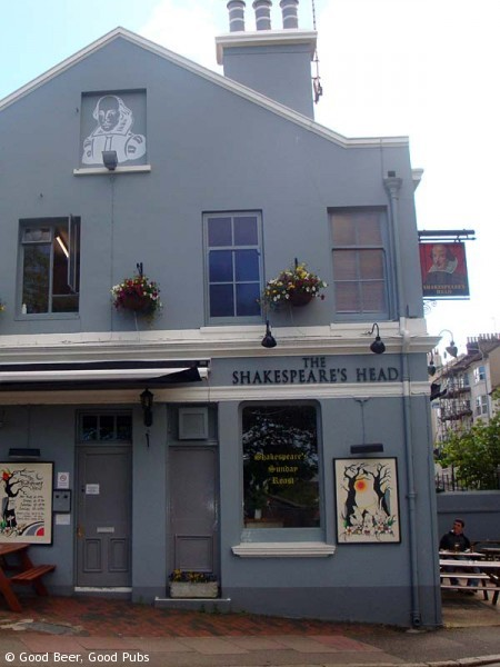 The Shakespeare's Head, Brighton