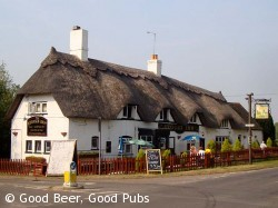 Photo of the Stocks Inn, Furzehill, Wimborne