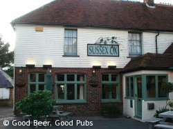 Sussex Ox pub, Milton Street near Polegate